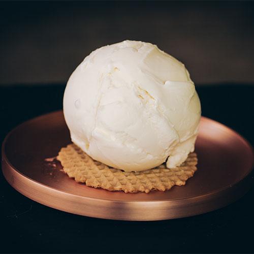 double cream vanilla