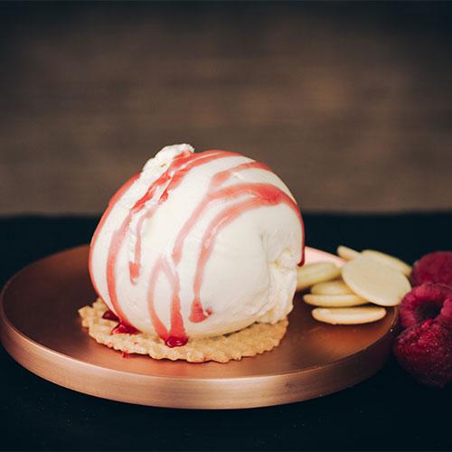 raspberry&white chocolate